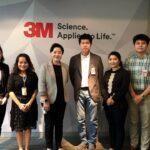 18 DEC 2018 Business Partner with 3M Thailand