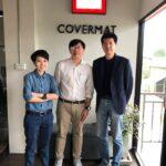 11 DEC 2018   K.Tuk (CEO) from Refitcare Co.,Ltd
