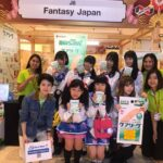 Covermat Store ร่วมกับ Nichiban ออกบูธในงาน Japan Expo 2020